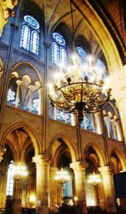 Notre Dame, innen