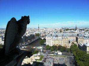 Blick von Notre Dame
