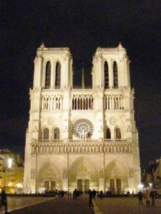Notre Dame auf der Ile de la Cite