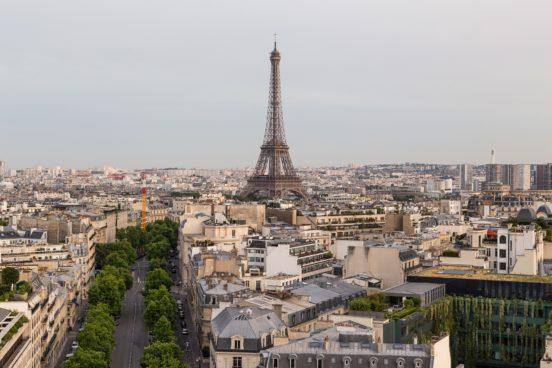 Eiffeltum, Paris