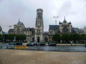 Saint-Germain-l'Auxerrois an der Ile de la Cite