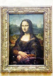 La Gioconda - Mona Lisa, Louvre, Paris