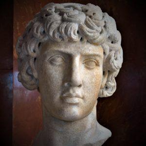 Alexander, der Große, Louvre, Paris