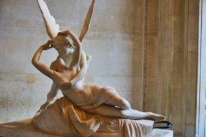 Psyche & Cupido, Louvre, Paris