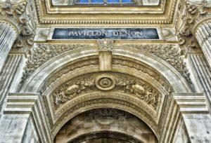 Louvre, Paris, Flügel Denon
