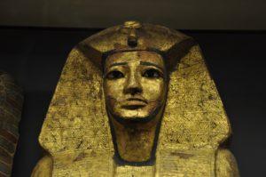 Louvre, Paris, Ägyptische Mumie